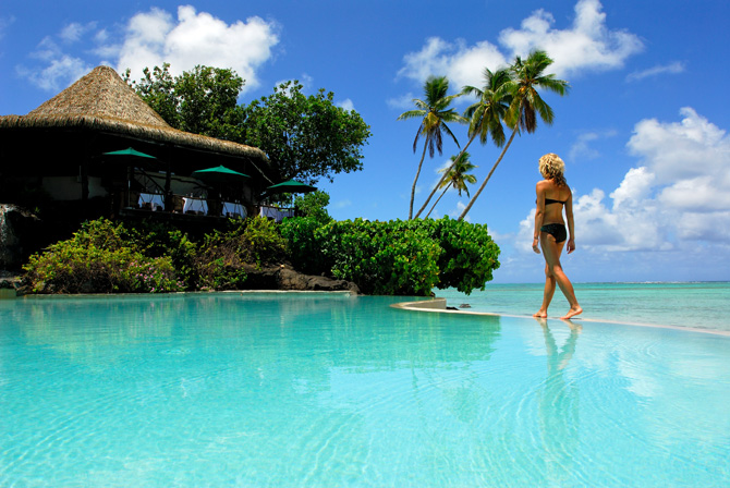 Pacific Resort Hotel Group, Cook Islands