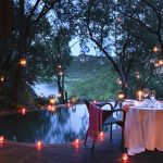 Singita Pamushana Lodge by night