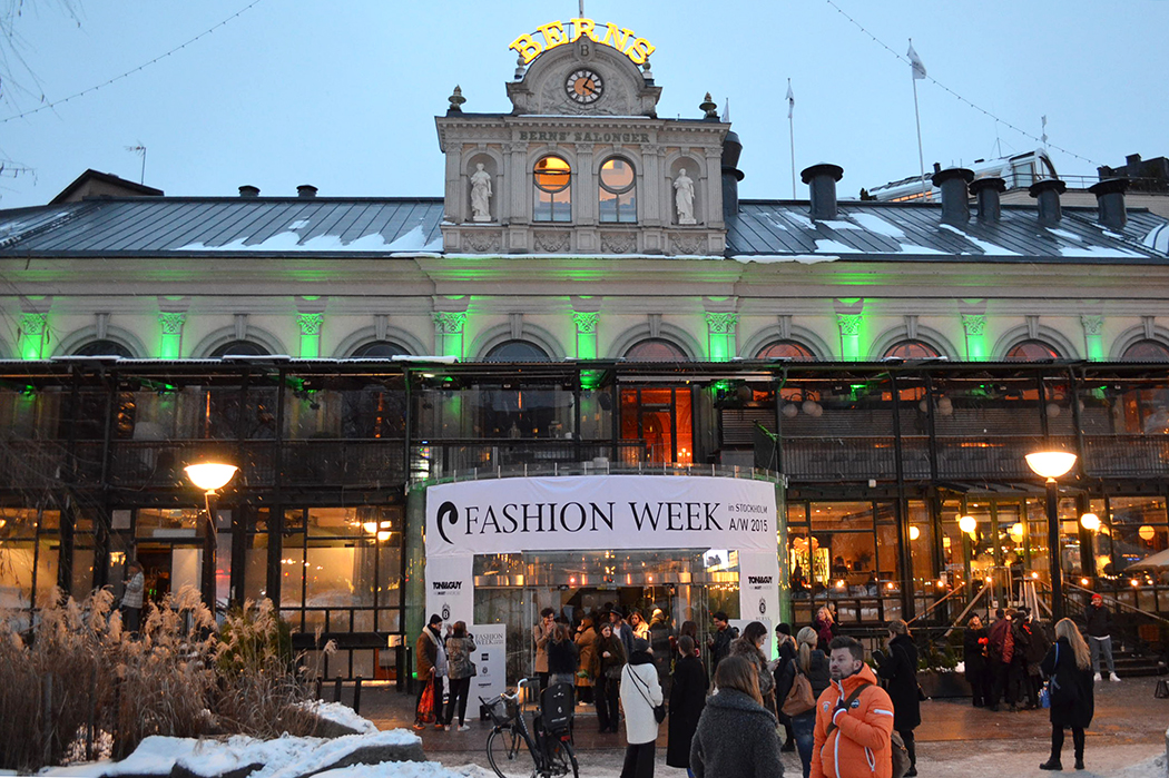 Berns Stockholm Fashion Week